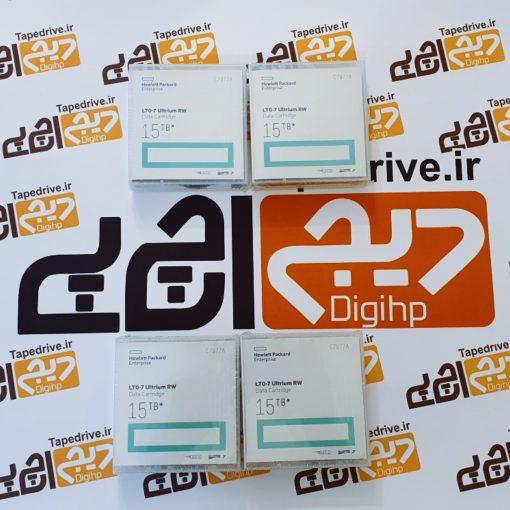 خرید دیتا کارتریج LTO 7,DATA CARTRIDGE LTO 7 دیتا کارتریج HP LTO 7