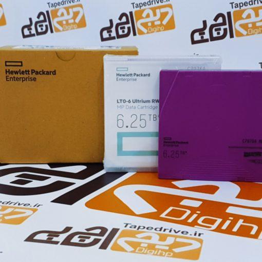 دیتا کارتریج HP LTO 6 , خرید DATA CARTRIDGE LTO 6