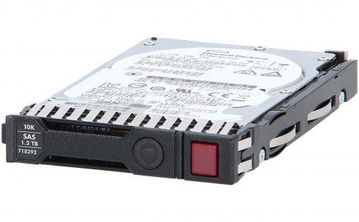 HP 1.2T SAS 10K 12G SFF
