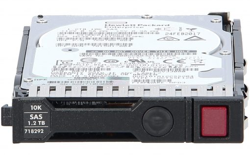 HP 1.2T SAS 10K 6G SFF