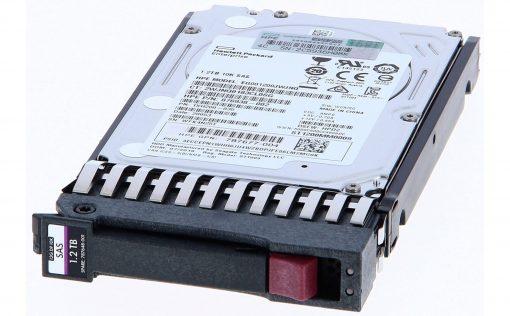 HP 1.2T SAS 10K 6G SFF G7