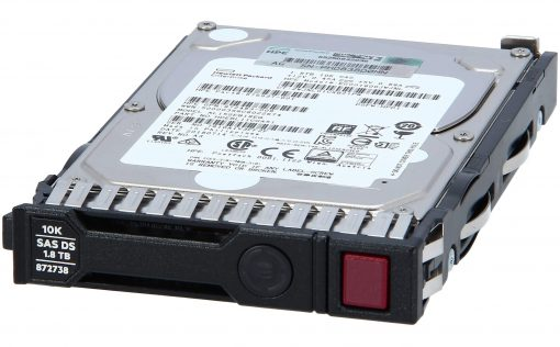 HP 1.8TB SAS 10K 12G SFF
