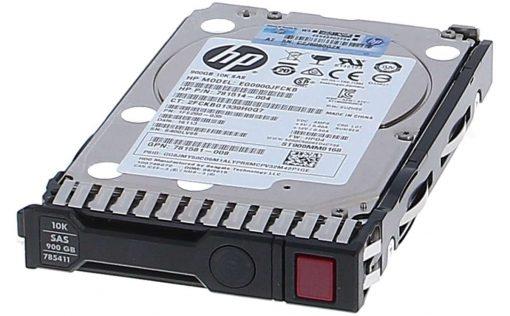 HP 300GB 6G SAS 10K SFF