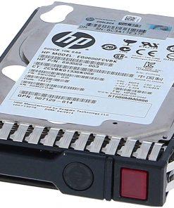 HP 600GB SAS 15K 12G SFF