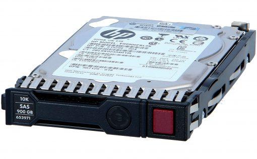 HP 900GB SAS 10K 12G SFF